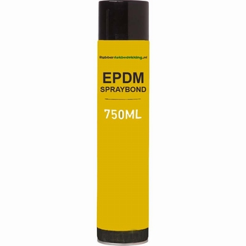 EPDM Lijmspray spuitlijm 500 ml